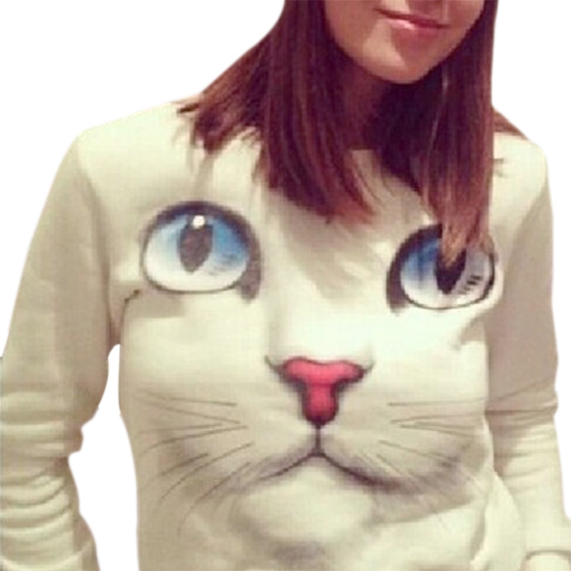 Women New Winter Sweatshirts 2