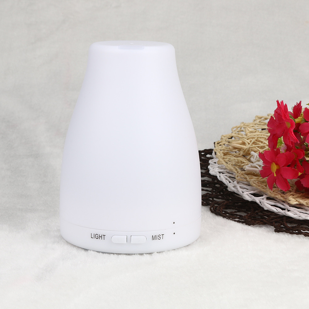 100 ml Premium Home Air Freshener Aroma Humidifier with 7 Color LED Cute Animal Shaped Essential Oil Diffuser Vovotrade
