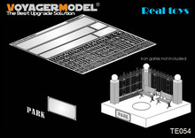 Voyager MODEL 1/35 SCALE military models#TE054 NAME PLATE (PATTEN1) (GP) plastic model kit(China)