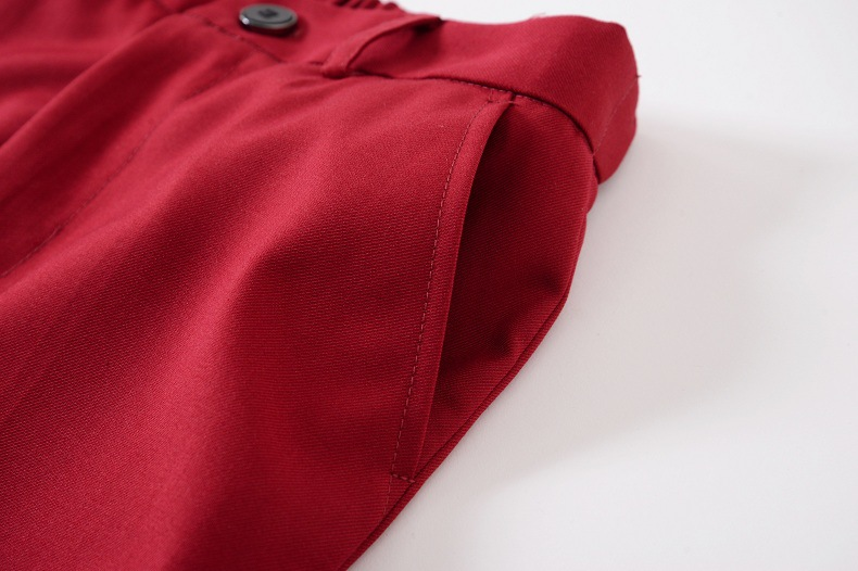 Wine red pant (4)