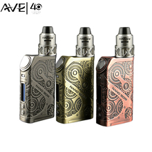 Original Electronic Cigarettes Tesla Nano 120W Starter kit Mechanical Box Mod Vape ARROW RDTA Tank 2017 masterpiece Vaporizer