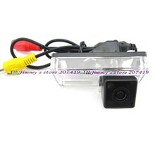 color CCD HD car rear view camera parking monitor rear view system car security for TOYOTA LAND CRUISER/REIZ 09 night vision(China)