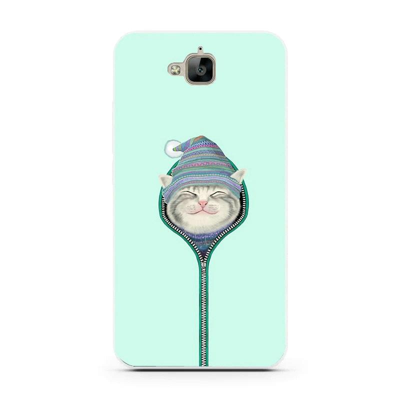 Ultra-thin Painted Soft TPU housing For Huawei Y5 II case Phone Covers For coque Huawei Enjoy5 shell Enjoy6S case fundas (7)