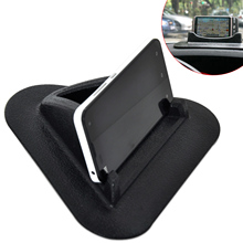 beler 1Pc GPS Navigation iPad Tablet PC MID Stand Holders Mounts Silicone for Car Dashboard Anti Slip Mat Desktop Stand Bracket(China)