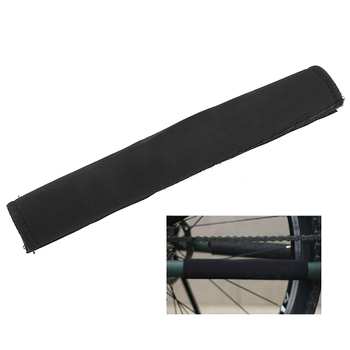 Cycling Chain Stay Chainstay Bike Bicycle Guard Cover Frame Black Protector Bike Guards Nylon Pad Covers Wrap