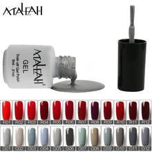 1Pcs Nail Gel Polish Gel Long-lasting Soak-off Gel Nail LED UV 6ML Grey Series Red Series Nail Gel