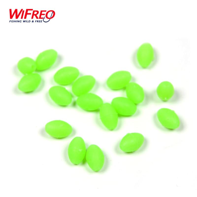 UGOB58 150PCS/Lot 5mm*8mm Premium Green Color Small Size Bright Oval Luminous Fishing Beads Lumo Glow Beans Sabiki Snapper Rig<br><br>Aliexpress