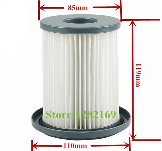 1x Replacement Hepa Filter Vacuum Cleaner Filters for FC8732 FC8734 FC8736 FC8738 FC8740 FC8748 FC8720 FC8724 etc.!<br><br>Aliexpress
