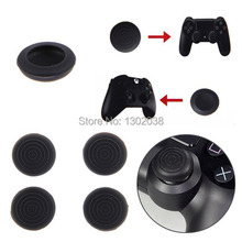 50 xSilicone Analog Controller Thumb Stick Grips Cap Cover for Sony Play Station 4 PS4 PS3 PS2 Xbox one xbox360 Game Accessories