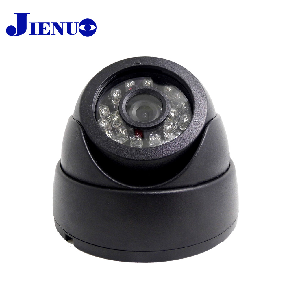 JIENU 1080P IP Camera CCTV Security System 1920*1080P Surveillance Indoor Dome Home Mini Ipcam Infrared HD Cam Support ONVIF<br>
