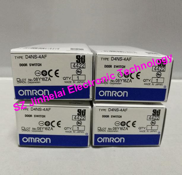 100%New and original OMRON DOOR SWITCH D4NS-4AF<br>