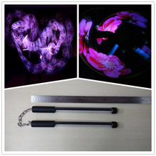 Wecool new design program LED Nunchakus with USB and pictures show effects for Festive & Party Supplies(China)