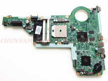 720692-501 FOR HP Pavilion 15-e 17-e series motherboard REV:C DA0R75MB6C1 SOCKET FS1 laptop motherboard mainboard 90DaysWarranty