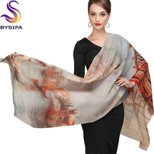 Ladies Coffee Wool Scarf 2015 Winter Brand Women Wool Scarves Thicken Plant Wool Long Pashmina Scarf Plus Size Tassel Scarf(China)