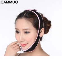Facial Massager Thin Face Mask Slimming Bandage Skin Care Belt Shape Lift Reduce Double Chin Face Mask Skin Face Thining Band(China)