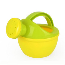 1 Pcs Beach Playing Water Playing Sand Plastic Tools Funny Game Gifts Creative Baby Bathing Watering Kettle Toys for Children