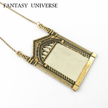 FANTASY UNIVERSE Freeshipping 1PCS The Mirror of Erised necklace QQ02