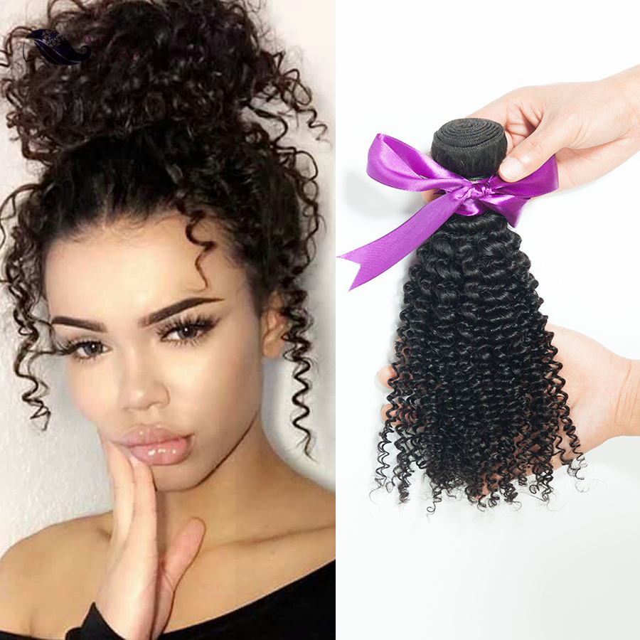 Cheap Malaysian Curly  Hair Weave  7A Grade Remy  Real Human Hair Extensions Malaysian Kinky Curly Virgin Hair 4 Bundles<br><br>Aliexpress