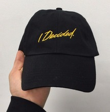 Big Sean I decided album Dad Cap - NYC pop up Tour hat Good Music Kanye west bear real friend hat