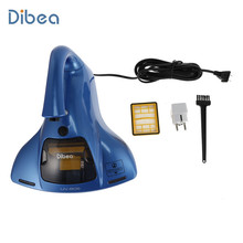 Dibea UV - 808 Handheld Ultraviolet Light Dust Mites Vacuum Cleaner Home Aspirator Mattress Mites Killing House Cleaning Machine(China)