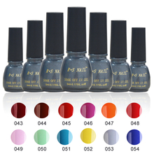 Normal 3 step R.S brand beauty set for nail gel nail polish uv gel nail kit unhas de gel varnish nail glue esmalte permanente(China)
