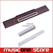 Classic Guitar Kit: Rosewood Classical Guitar Bridge & Cattle Bone Classic Guitar Nut & Cattle Bone Classical Guitar Saddle