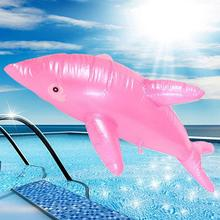New 50CM Funny Inflatable Dolphin Balloons Classic Kids Toys Christmas Birthday Party Inflatable Air Beach Swimming Pool Toys