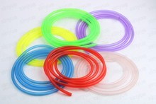 2m x 6color Engine Gas Fuel Oil Injection PU Line Tubing Tube Hose 5mm x 8mm 2M 6 colors (white, green, yellow red purple blue)