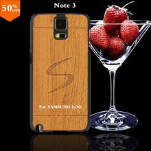 2016 wood case for samsun samsung galaxy note3 note 3 n9006 wood skin case with hard by wooden cover mobile phone covers
