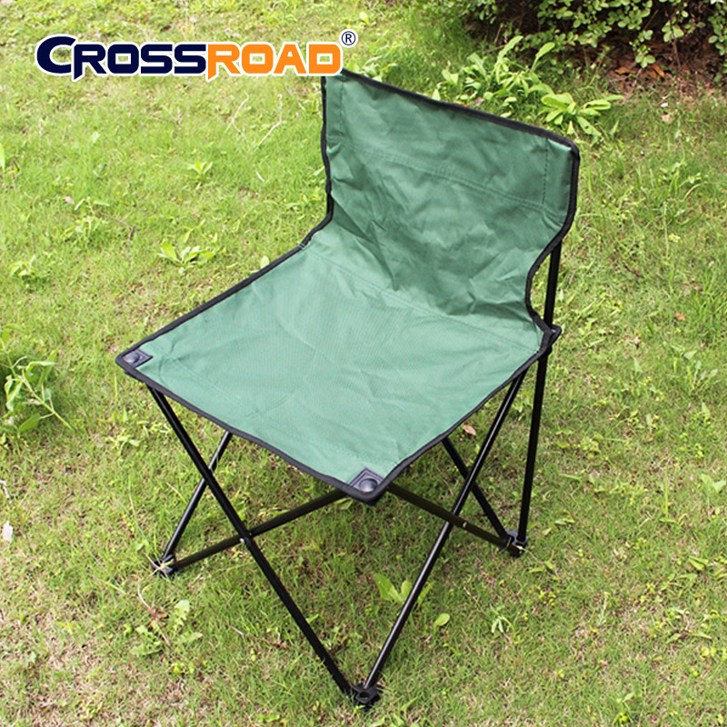 Large45X45X70cm High quality metal chair Outdoor furniture Camping barbecue fishing beach  lightweight folding chair portable<br><br>Aliexpress