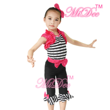 Hip Hop Dance Costumes Jazz Dress Ballroom Dance Dress Fiber Optic Fabric Street Dance Clothing Stage Costumes(China)
