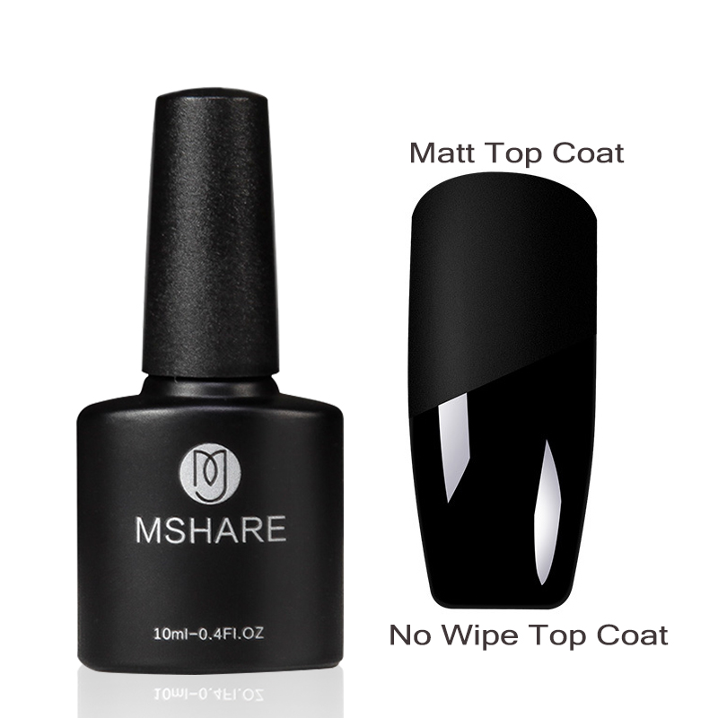 No-wipe-matt-top-coat