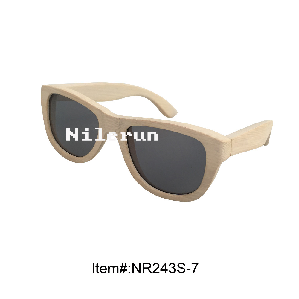 novelty small size handmade natural bamboo sunglasses<br><br>Aliexpress