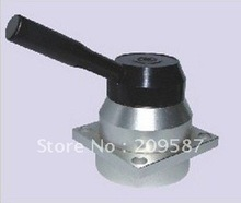 "1pcs VH200-08D 4 way 3 position 1/4"" BSPT Hand Lever Valve Center Closed"