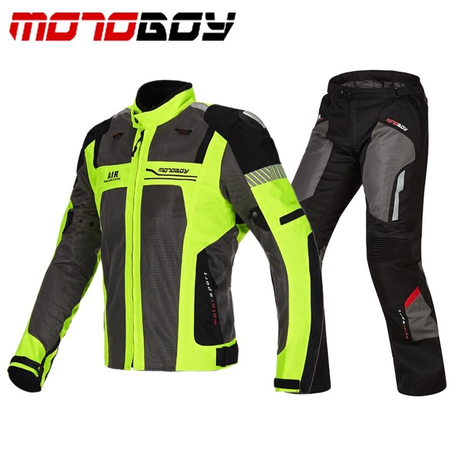 Motoboy-Summer-Set-Motorcycle-Mesh-Suit-Ven-Motorsport-Jacket-Motor