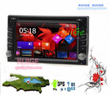 dual-core 6.2 inch 2 Din android car 5.1 for NISSAN QASHQAI Tiida car audio stereo radio with gps- 3 g wi-fi dvd automotivo