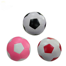 2018 New Produce Colorful 6 Inch Stuffed Toy Balls Children Soccer Balls Cool Toy Kindergarten Training Gadgat Stress Toy Bolas(China)