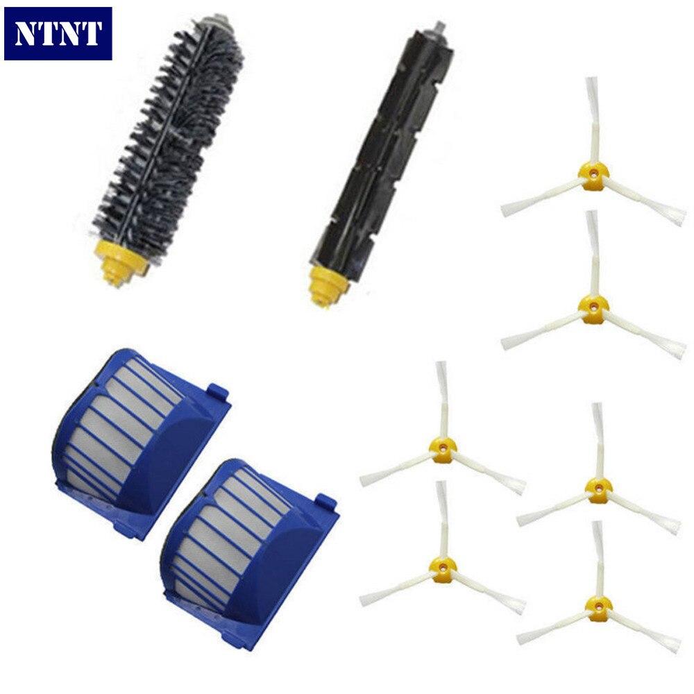 NTNT Free Post New Brush &amp; Aero Vac Filters for iRobot Roomba Vacuum 600 Series 620 630 650 660 670<br><br>Aliexpress