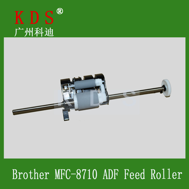 Wholesale 100% Tested Laserjet  Spare Parts for Brotehr MFC-8710 MFC-8150 ADF Feed Roller<br><br>Aliexpress