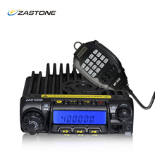 ZASTONE MP600 mobile Radio UHF 400-490MHz Car Walkie Talkie Car transceiver CB Ham Radio Walkie Talkie 10KM