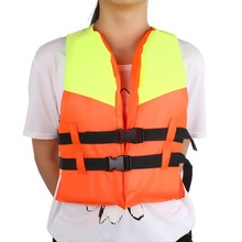Kid Life Jacket 4 - 10 years with Whistle Swimming Boating Drifting Floating Safety Child Life Vest