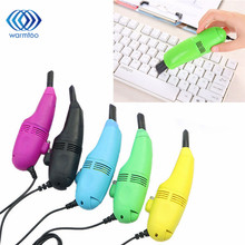 1Pcs DC 5V Mini USB Vacuum For Hoover Keyboard Dust Cleaner PC Laptop Computer Brush Machine Home Office