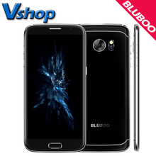 Original BLUBOO Edge 5.5 inch 4G Mobile Phone Android 6.0 2GB RAM 16GB ROM MT6737 Quad Core 720P 13MP Camera Dual SIM Cell Phone