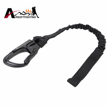 EMERSON Quick Release Safety Lanyard Strap Rope 1000D Tactical Protected Sling Safety Line Climbing Rope For Outdoor Activities(China)