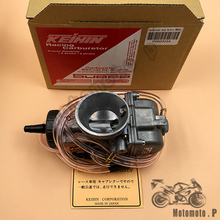 Big Sale pwk keihin carburetor universal used 2T or 4T engine 41mm Motorcycle scooter UTV ATV Buggy Quad Go Kart Dirt Bike(China)