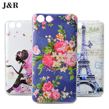 "Painting Case For Muze D3 5.3"" case For Prestigio Muze D3 E3 PSP3530 Duo Phone Bag&Silicone cases For Muze A7 PSP7530DUO"
