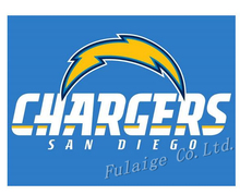 San Diego Chargers NFL Premium Team Football Flag hot sell goods 3X5FT 150X90CM Banner brass metal holes(China)