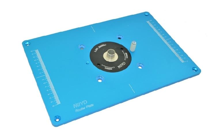 Ujk technology 6mm aluminium router table insert plate inducedfo ujk technology 6mm aluminium router table insert plate keyboard keysfo Image collections