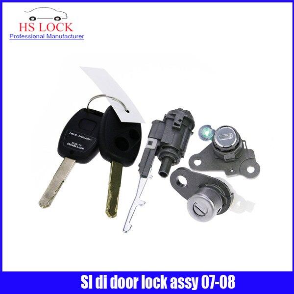 professional Locksmith Supplies for Sidi door lock assy 2007-2008 With Car Key Locksmith Tools<br>