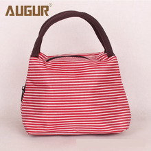 AUGUER Brand New Fashion Women Bags Handbag Fashion Handbags Waterproof Leisure Square Lunch Boxes Wholesale